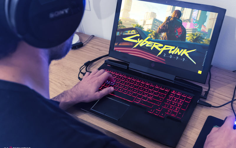 Best Gaming Laptops with 10th Gen Core i7 CPU Under $1500