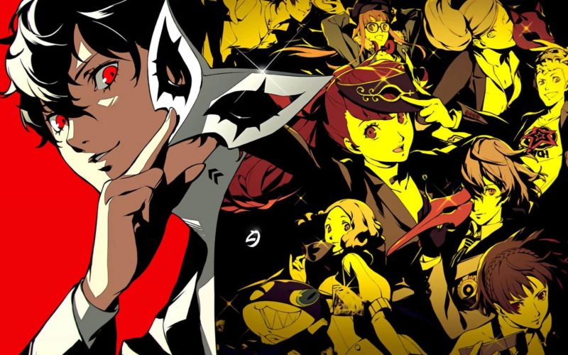 best personas in persona 5