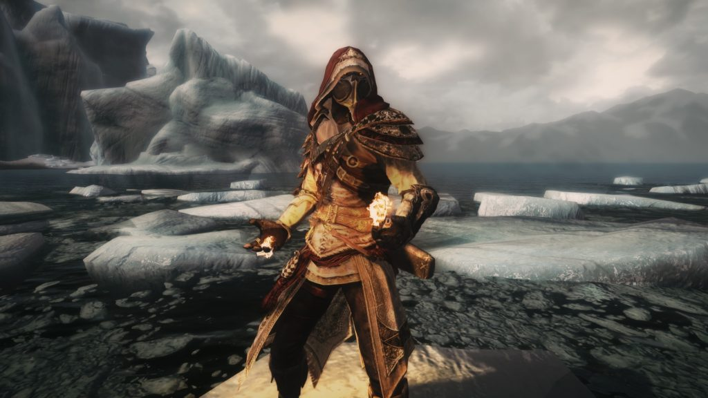 Destruction Mage best skyrim mage