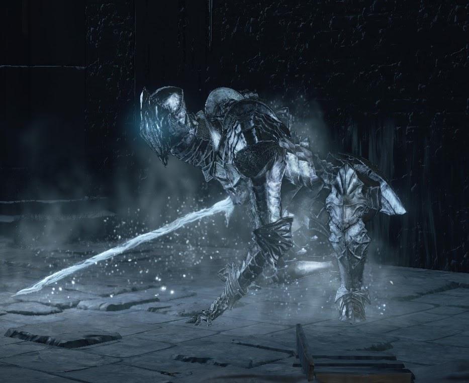 Best Dark Souls 3 Dexterity Weapons Irithyll Straight Sword