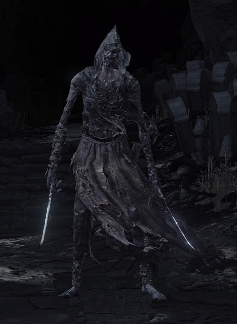 cathedral grave warden twinblades Best Dark Souls 3 Dexterity Weapons
