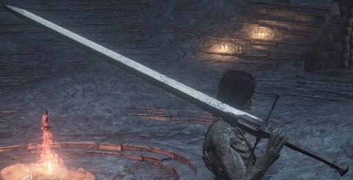 Astora Greatsword Best Dark Souls 3 Dexterity Weapons