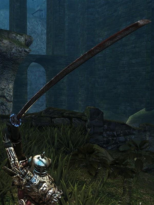 chaos blade Best Dark Souls 3 Dexterity Weapons