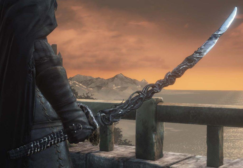 Best Dark Souls 3 Dexterity Weapons frayed blade