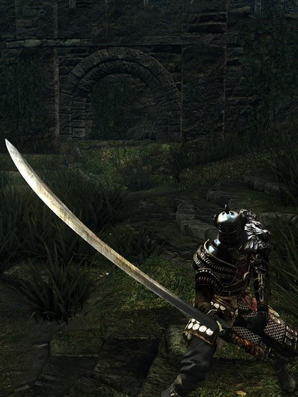 Murakumo Greatsword Best Dark Souls 3 Dexterity Weapons