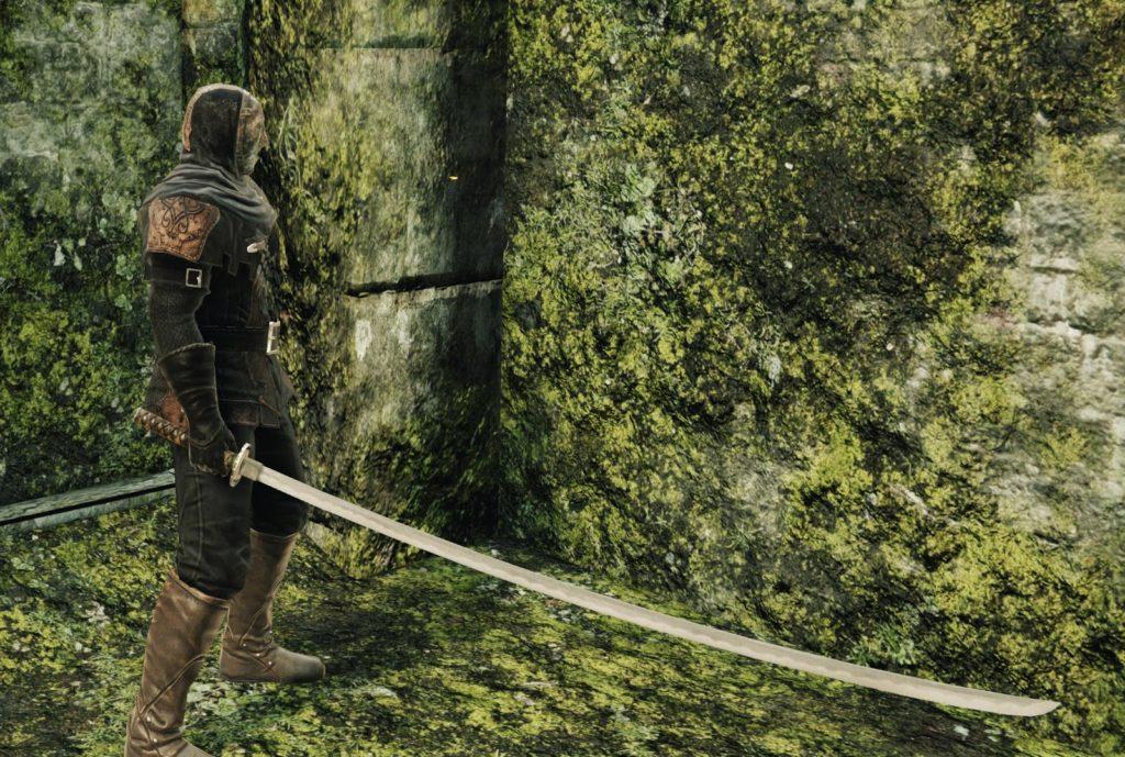 washing pole Best Dark Souls 3 Dexterity Weapons