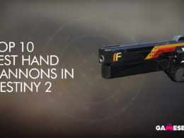 best hand cannons destiny 2