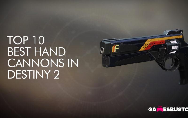 best hand cannons destiny 2