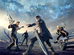 how long does it take to complete final fantasy 15