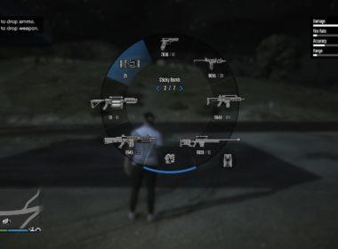 How to Detonate Sticky Bombs In GTA 5