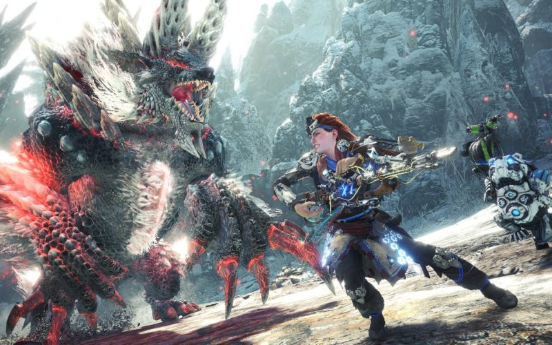 Monster Hunter World vs Rise