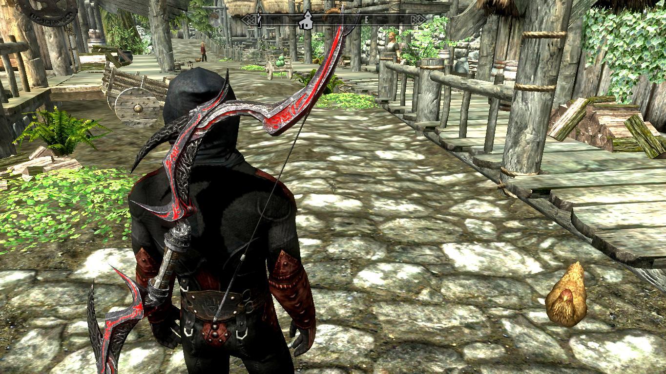 best skyrim bow mods 2021