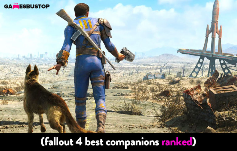 best fallout 4 companions