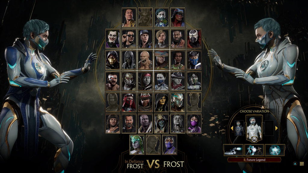 How to Unlock Frost In MK11.