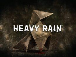 games like heavy rain