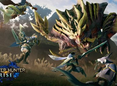 monster hunter rise pc release date
