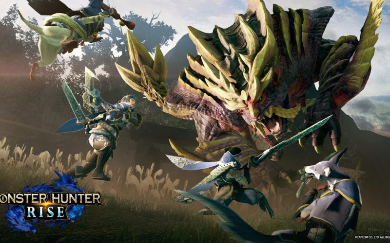 monster hunter rise pc release date