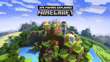 minecraft afk fishing