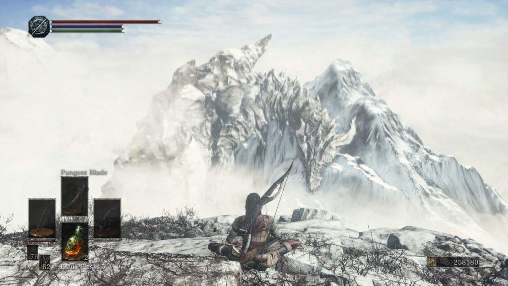 Drakeblood Knight Dark Souls 3 soul farming locations