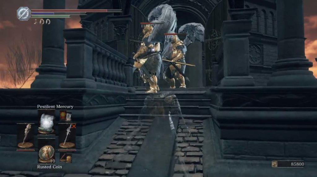 Grand Archives Knights Dark Souls 3 soul farming locations