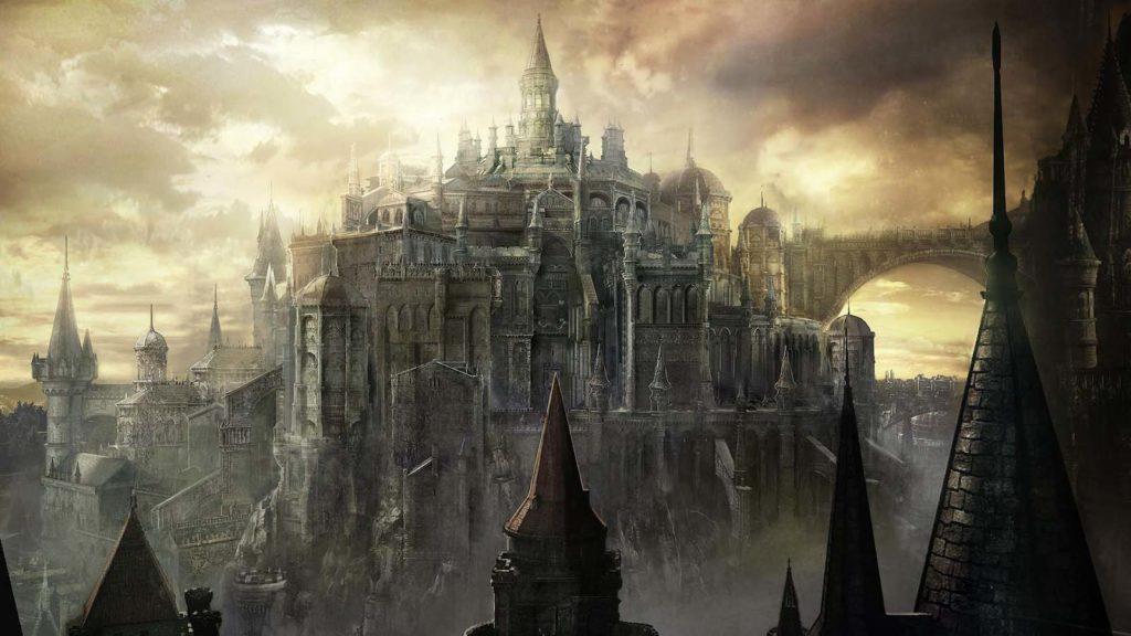 Lothric Castle Bonfire Dark Souls 3 soul farming locations