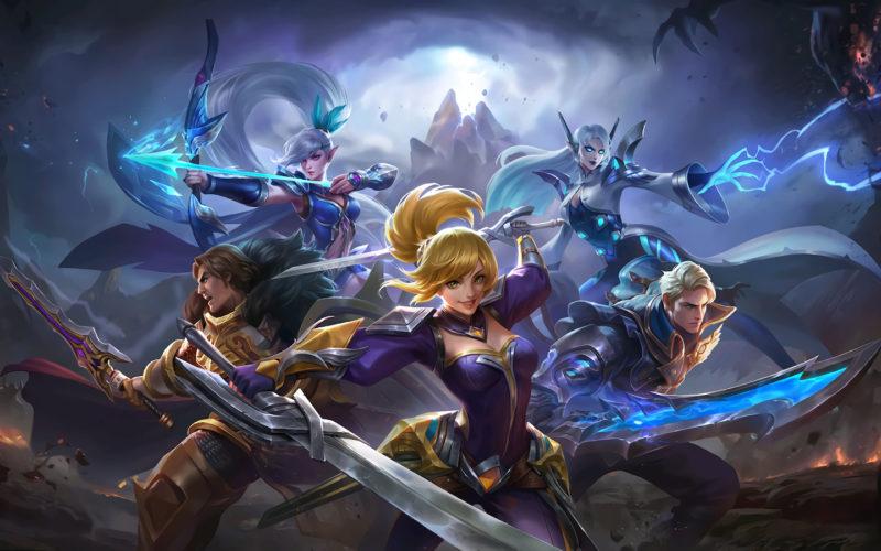 Mobile legends bang bang character tier list