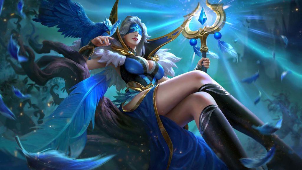 Mobile Legends Bang Bang Character Tier List-mage