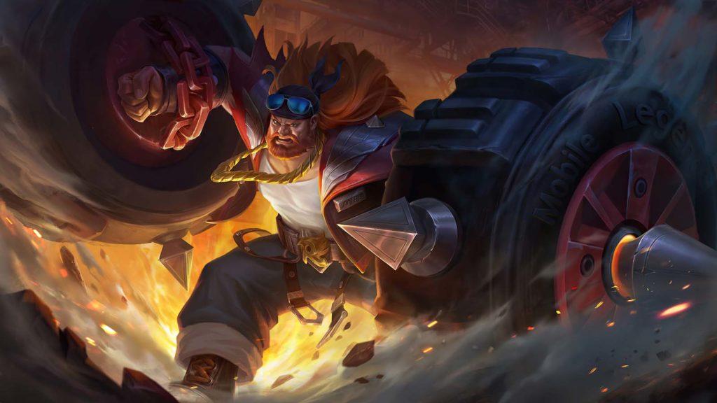 Mobile Legends Bang Bang Character Tier List-tank tier