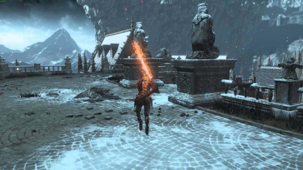Dark Souls 3 soul farming locations The Church of Yorshka