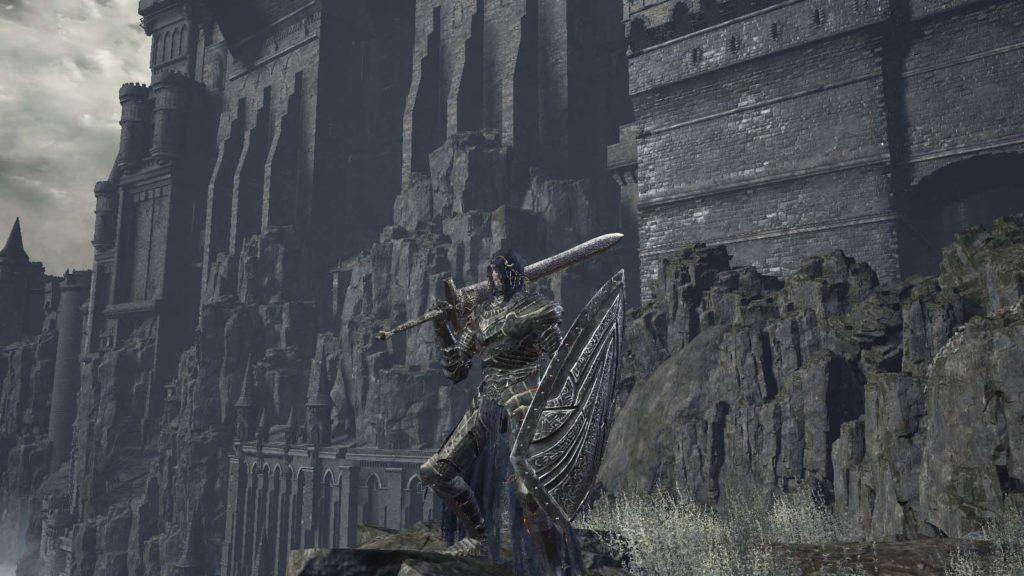 Dark Souls 3 soul farming locations The Profaned Capital