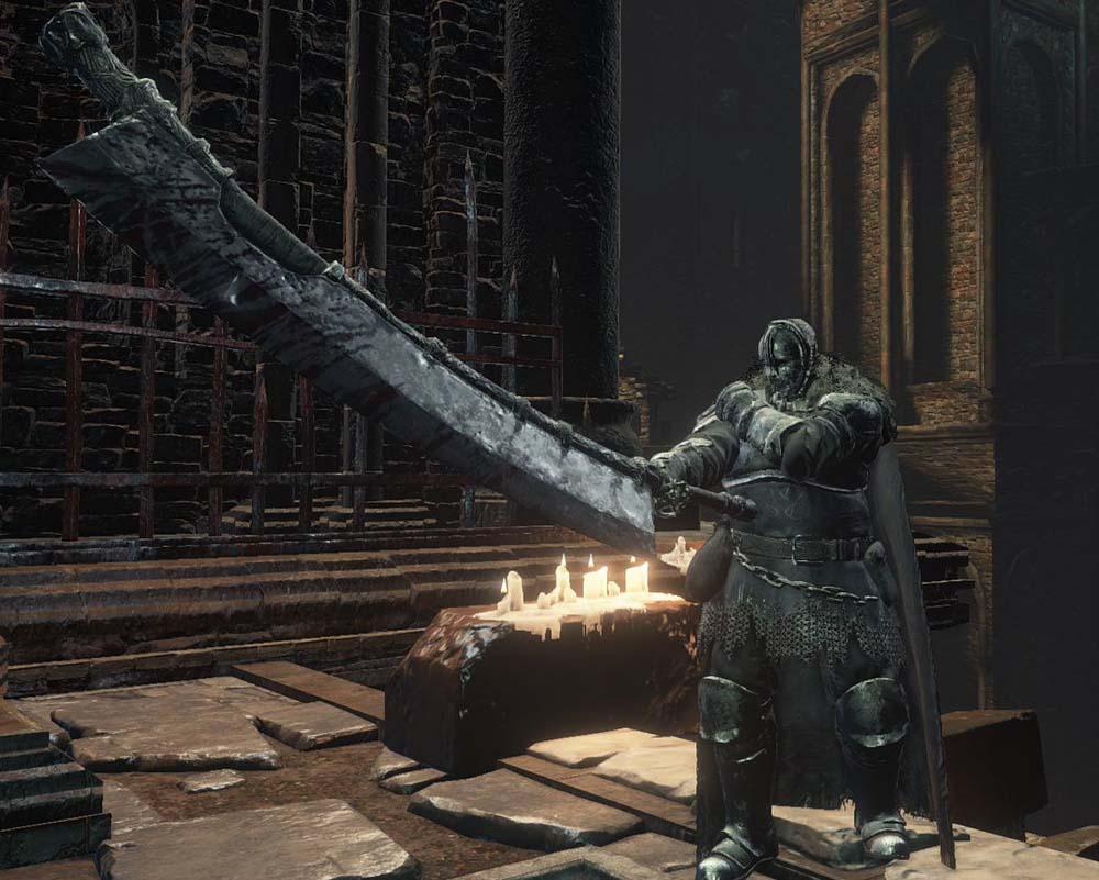 Yhorm's Great Machete