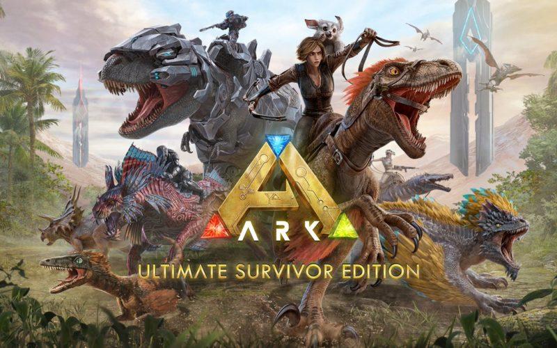 ARK: Survival Evolved has cross-platform multiplayer