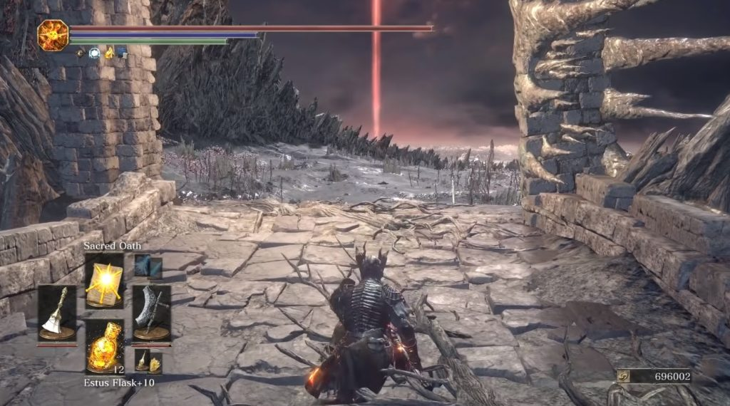 Install the Cinders Mod for Dark Souls 3
