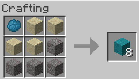 How to Make A Concrete In Minecraft
