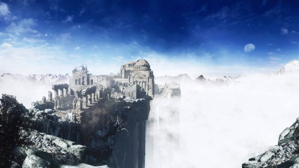 Archdragon Peak Dark Souls 3 soul farming locations