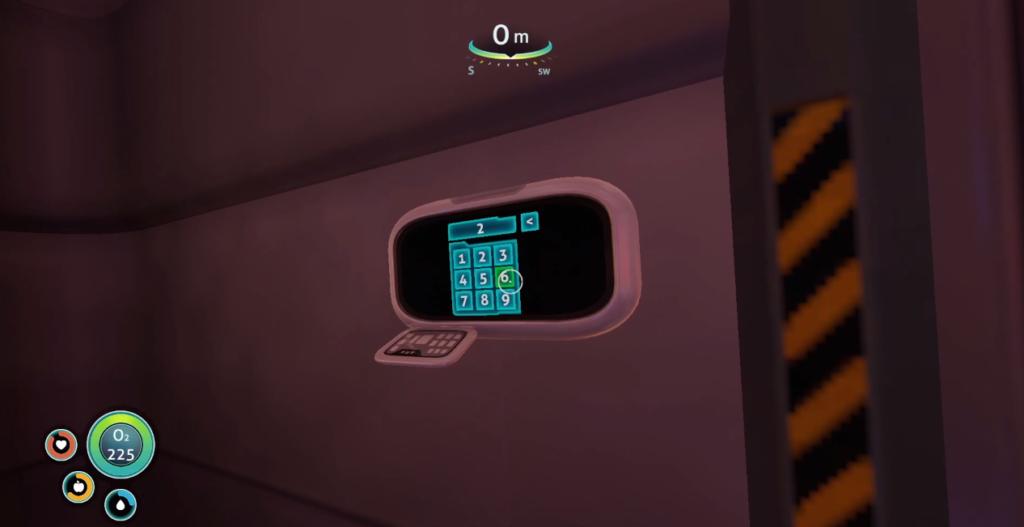 All Aurora Door Codes in Subnautica