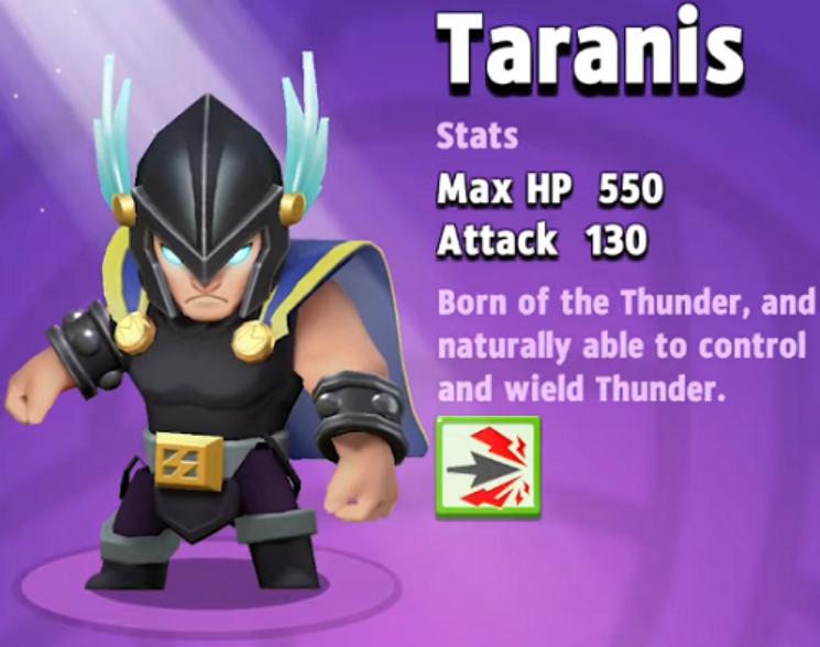 A-Tier Archero Heroes