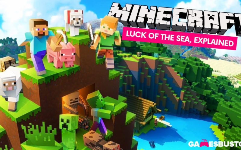 Minecraft Luck Of The Sea Explained