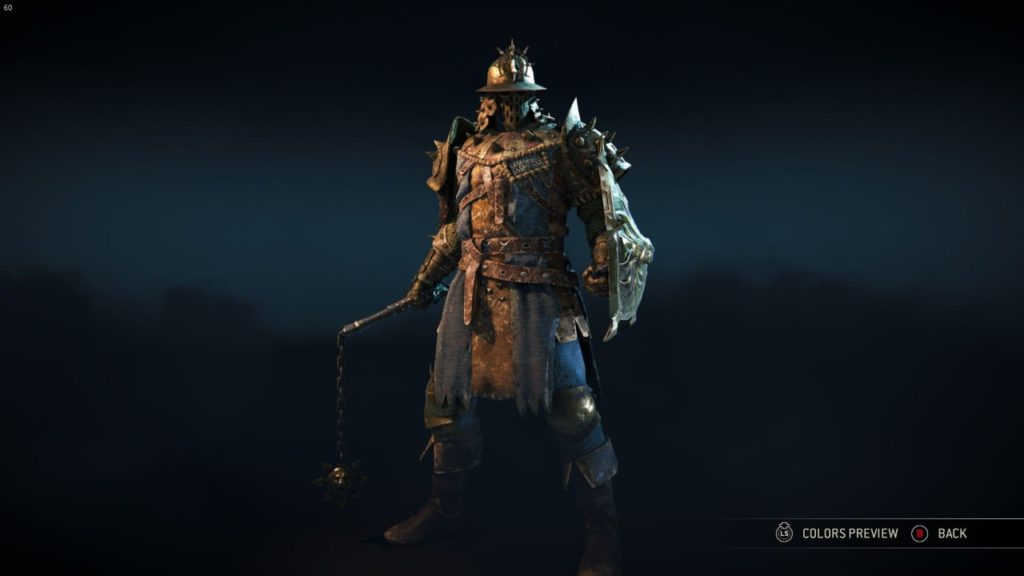 For Honor S–Tier Characters Conqueror