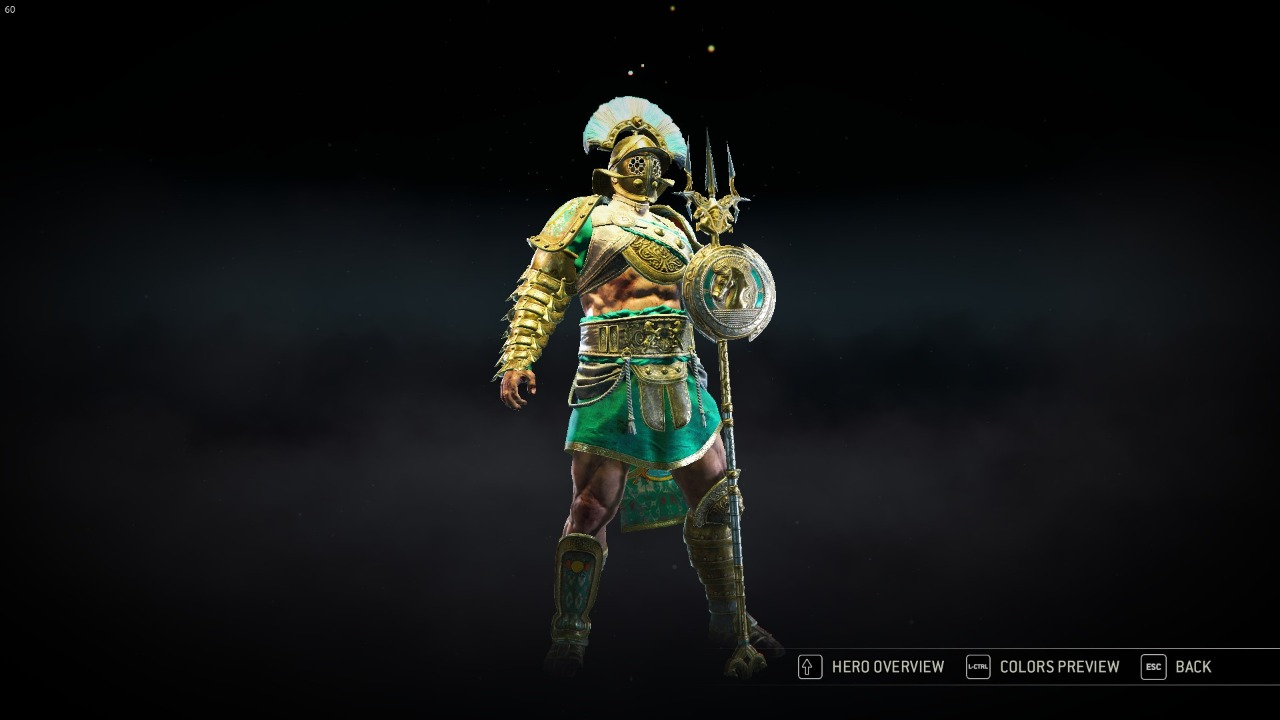 Gladiator Best For Honor D–Tier Characters