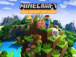 Minecraft Aqua Affinity Enchantment Explained