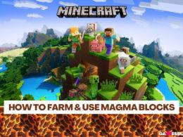 Magma Blocks Farming Guide