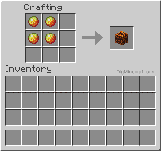 What is a Magma Block used for in Minecraft?