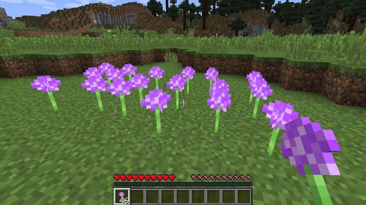 Minecraft White Dye Sources