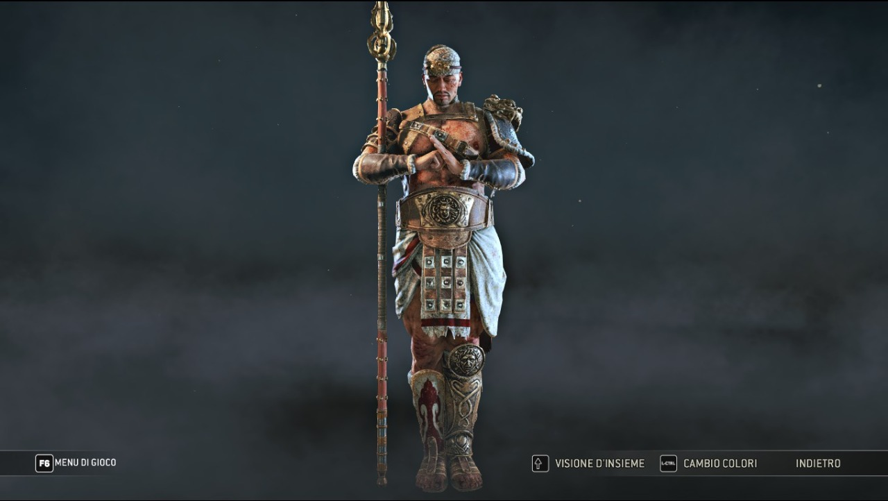 For Honor S–Tier Characters Shaolin