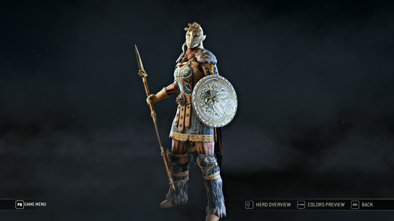 Valkyrie For Honor Best C–Tier Characters