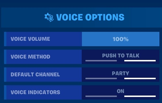 How to Fix Fortnite Voice Chat Not Working Issues