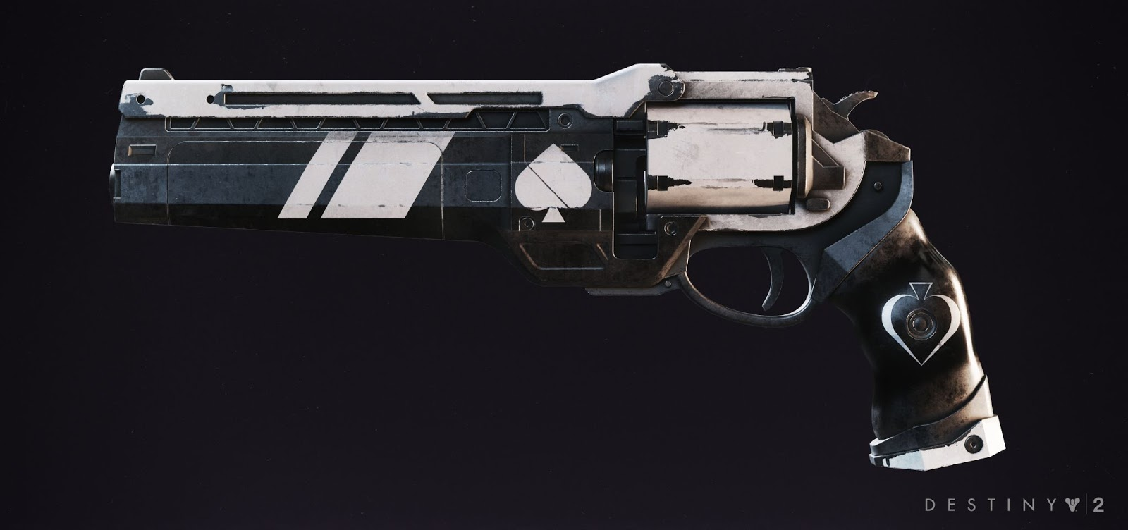Ace of Spades in Destiny