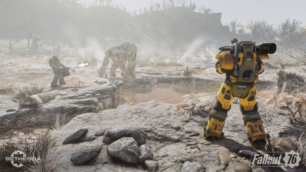 Is Fallout 76 Cross Platform