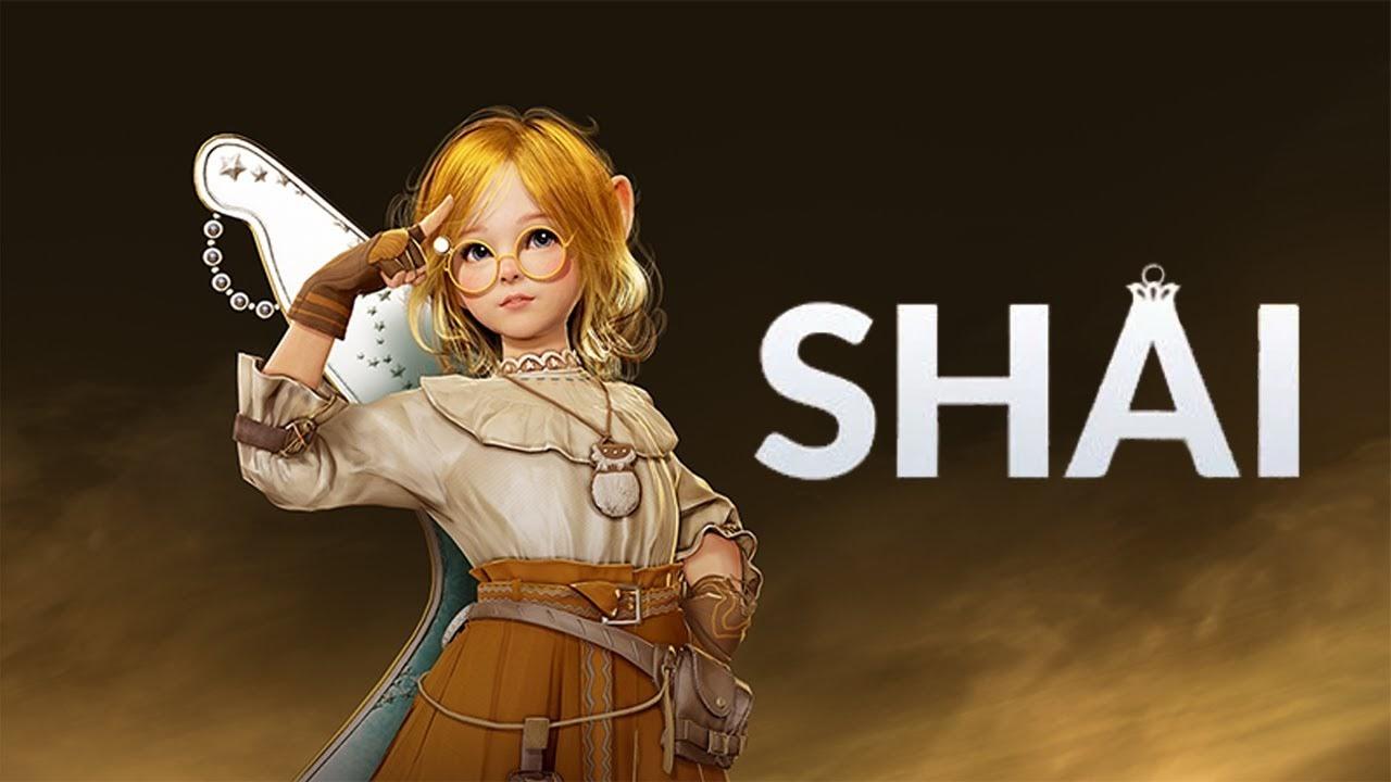 shai Best Black Desert Online PvE Classes